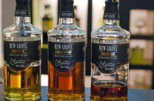Older bottlings of New Grove Rum
