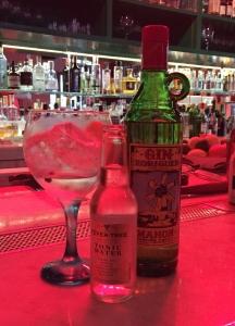 Xoriguer Gin Tonic
